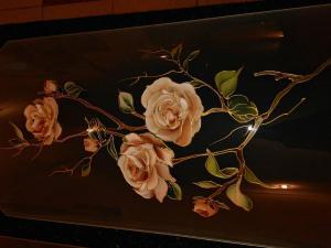 Світ шаф - малювання на склі
